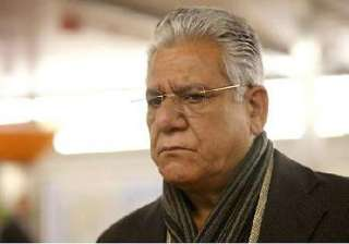actor om puri arrested released on bail in...