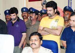 actor ravi teja s brother booked for misbehaviour...