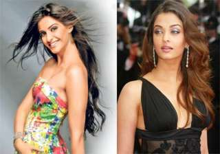 aishwarya rai sonam to walk cannes red carpet -...