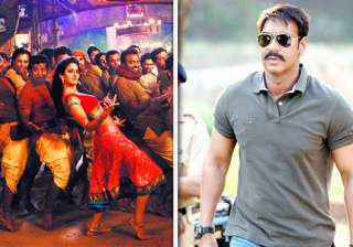 ajay devgn gave away rights of chikni chameli to...