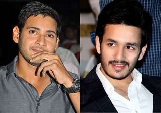 mahesh babu calls akhil the next superstar -...
