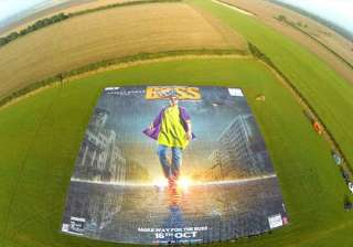 akshay to unveil record breaking poster of boss...