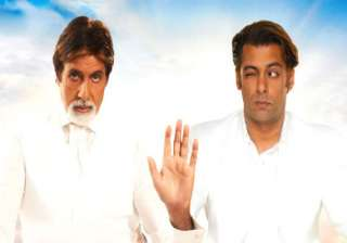 amitabh bachchan congratulates salman - India TV
