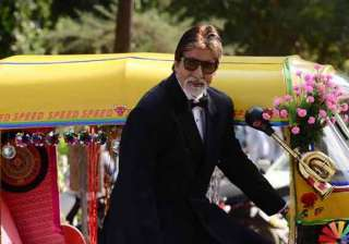 amitabh bachchan collects funds for screwvala s...