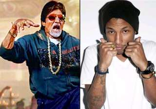 amitabh bachchan can t make out the lyrics of...