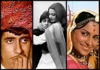 amitabh bachchan ditches rekha wanted to woo...