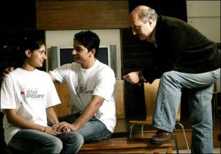anupam kher loves teaching more than acting -...