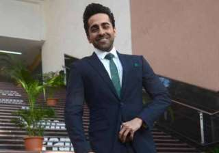 ayushmann khurrana to sing and dance on road in...