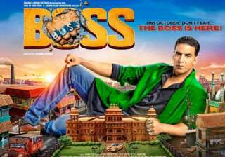 boss movie review entertains in parts - India TV