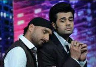 bhajji and manish bromance on mad in india -...