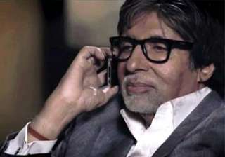big b gets immense satisfaction giving a scene in...