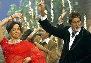 big b records medley of his film songs in own...