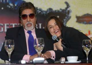 big b praises preity zinta - India TV