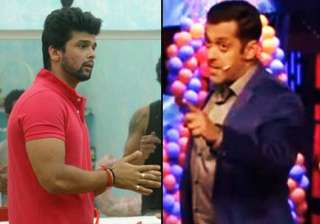bigg boss 7 salman khan lashes over kushal and...
