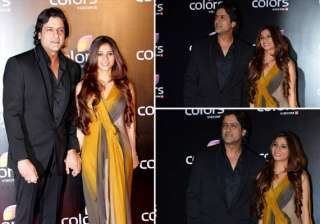 bigg boss 7 couple armaan tanisha s love on...