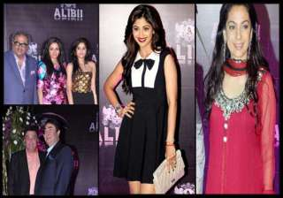 bollywood biggies spotted at sridevi s birthday...