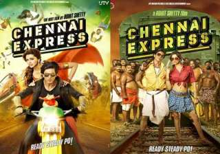 chennai express breaks ek tha tiger s and 3 idiot...