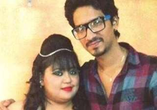 comedian bharti engaged to 7 years younger comedy...