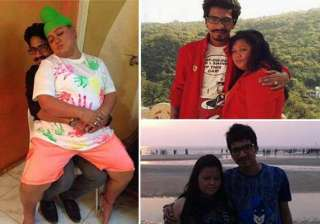 comedian bharti and her rumoured fiance comedy...