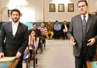 court dismisses complaint against jolly llb movie...