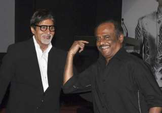 delighted to spend time with rajinikanth says big...