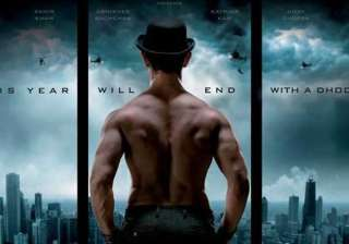 dhoom 3 first look motion poster featuring aamir...