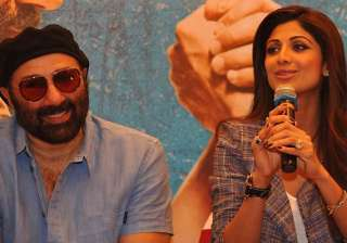sunny deol is a safe bet for action films shilpa...