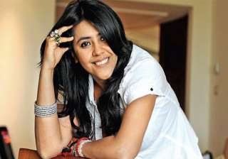 films are meant only for experimenting says ekta...