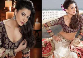 gauhar khan to be locked in bigg boss house -...