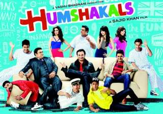 humshakals movie review fasten your belts for...