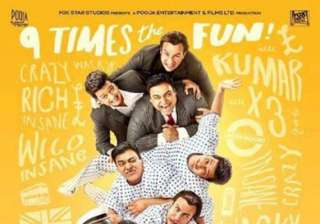 sajid khan s humshakals first poster out view...