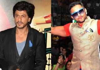 honey singh wants to work with shah rukh again -...
