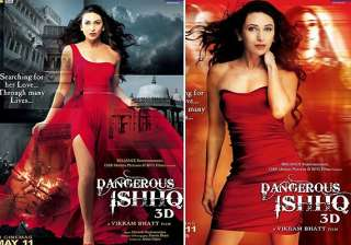 i did women centric roles 10 years ago karisma...
