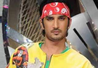 i am here for fame and money says sushant singh...