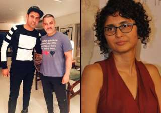 kiran rao motivated aamir khan to turn vegan for...