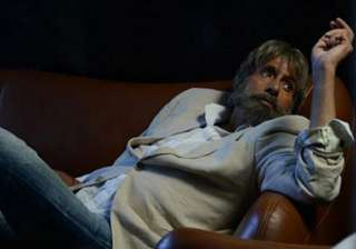 i am playing a frustrated man in shamitabh...