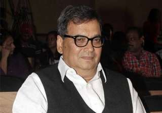 approach to filmmaking has changed subhash ghai -...