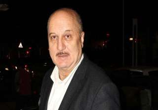 anupam kher holidays after 30 years off to my...