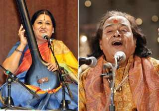 shubha mudgal chhannulal mishra to perform at...