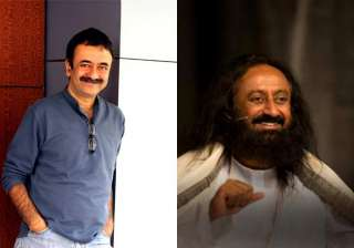 why rajkumar hirani expressed gratitude to sri...