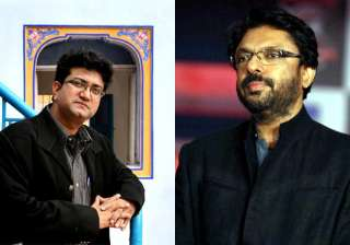 sanjay leela bhansali prasoon joshi named for...