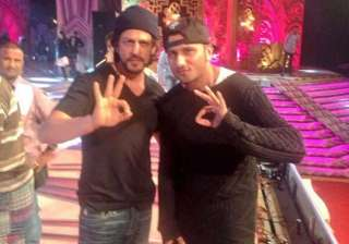 shah rukh on honey singh i haven t had a fight...