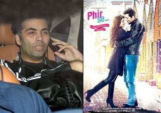 karan johar is in all awe for kunal kohli...