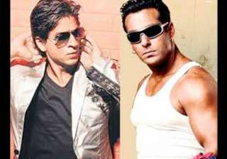 tension at mehboob studios as srk salman avoid...