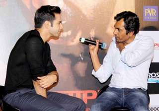 nawazuddin is one actor who runs away from fame...