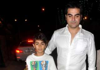 arbaaz khan my son fascinated by films - India TV