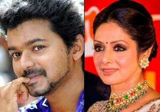 sridevi vijay s film is now puli - India TV