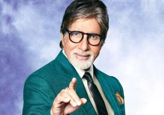 big b to return to small screen soon - India TV