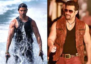 salman khan and hrithik roshan competing for...