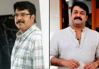 mammootty and mohanlal look for bright new year -...
